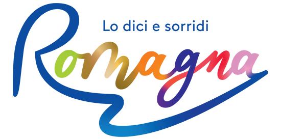 Logo della destinazione turistica Romagna