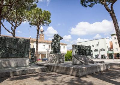 Alfonsine Piazza Gramsci