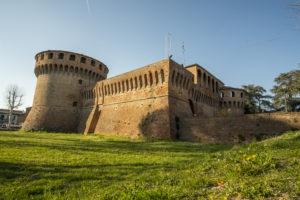 Bagnara di Romagna Rocca Sforzesca