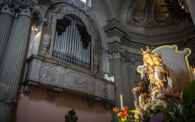 ANCIENT ORGANS OF LUGO AND CONSELICE