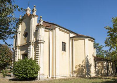 Chiesa dell'arginino Lugo