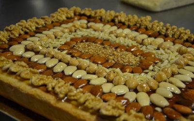 DOLCE DI SAN MICHELE (Saint Michael's cake)