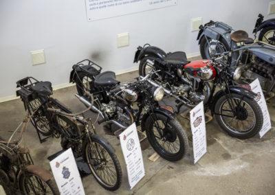 Fusignano Museo Auto e moto d'epoca Contoli