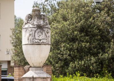 Urna votiva Calcagnini Fusignano