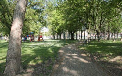 PARCO DEL TONDO and other pubblic gardens in Lugo