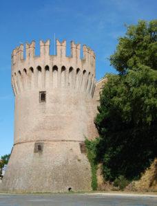 Torre Rocca estense di lugo