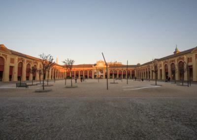 Pavaglione tramonto Lugo