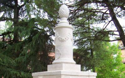IL MONUMENTO DELLA PIGNA (The come monument)