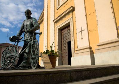 Monumento a Don Francesco Gianstefani Conselice
