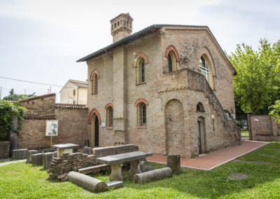 Museo Varoli Cotignola Casa esterno