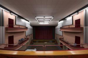 Teatro Comunale Conselice interno