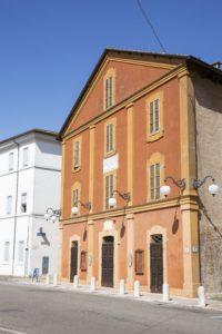 Teatro-Rossini-Lugo-Esterno