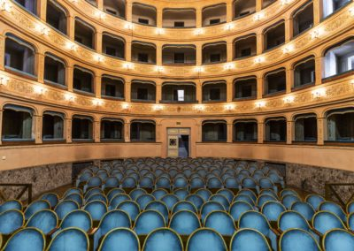Teatro Rossini Lugo Interno