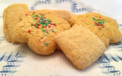 I ZUCAREN (zuccherini biscuits)