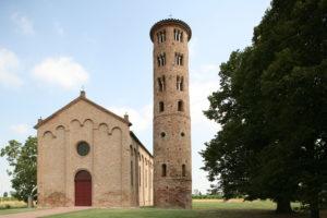 Pieve di Campanile Santa Maria in Fabriago Lugo