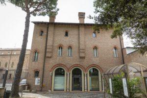 Palazzo Sforza Cotignola cortile