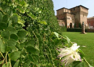 Rocca Estense Lugo capperi