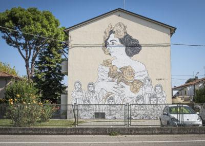 street art Cotignola